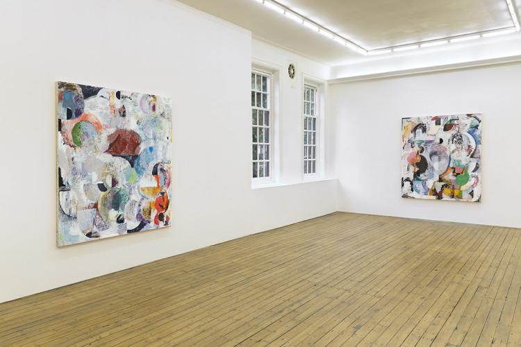 Tonic For Choice, Installation view at The Approach, London, 2014