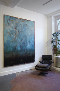 Installation view at 39 Mitchell Street, 2013